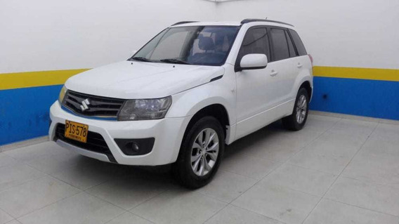 Suzuki Grand Vitara 4x4 2,4 A/t Mod 2014 Financiación 100%