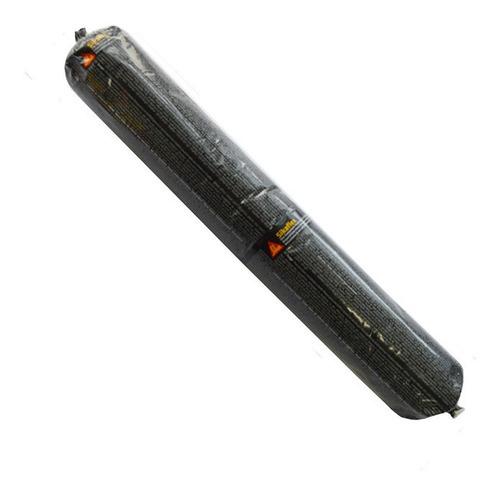 Imagen 1 de 3 de Sikaflex 221 Adhesivo De Poliuretano Multiusos Negro 600ml