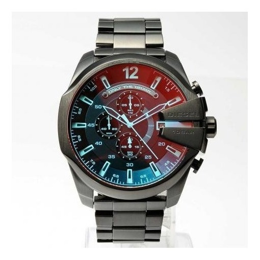Relógio Diesel Dz4318 Bi-color Original Completo Com Caixa