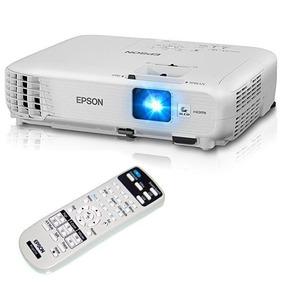Projetor Epson Powerlite Home Cinema 740hd (rb) 3000 Lúmens