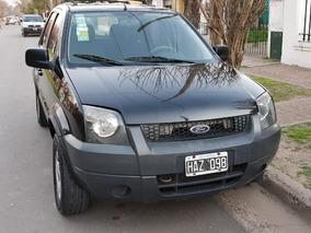 Ford Ecosport 1.6 Xl Plus. Anticipo 100ml Y Ctas!