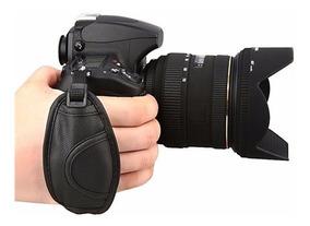 Alça De Mão Hand Grip P/ Câmeras Nikon Sony Canon