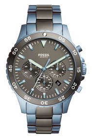Relógio Fossil Crewmaster Masculino Ch3097/5pn Nota Fiscal