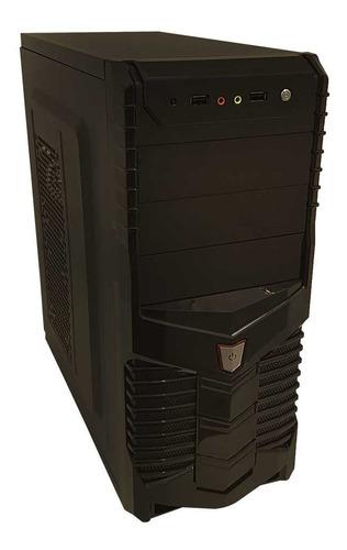 Cpu Linux Intel I3 4130 Ram 4gb Ssd 120gb Com Gabinete