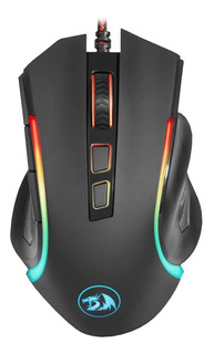 Mouse Gamer Redragon Griffin M607 Pc 7200 Dpi Rgb 8 Botones