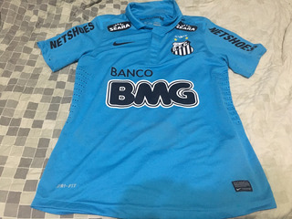 Camisa Santos 2012 Usada Arouca Dia Dos Pais Rara Away Nike