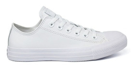 Tênis All Star Converse Ct As Monochrome Ox Branco