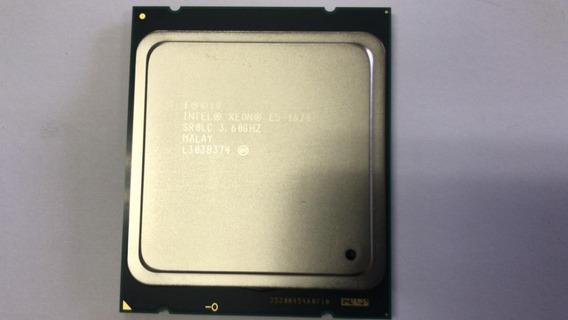 Processador Xeon Sr0lc E5-1620 Quadcore 3.6ghz/10mb