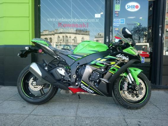 Kawasaki Zx10 Krt 2020 Pocas Unidades Cordasco Cycle