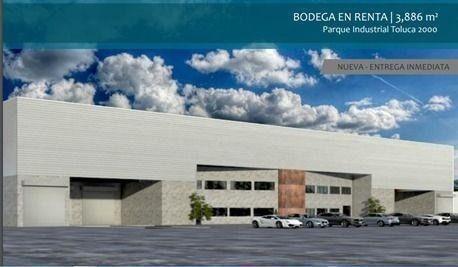 Bodega Industrial Toluca