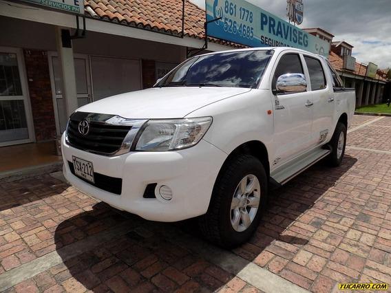 Toyota Hilux Vigot 2.5cc Mt Aa 4x4