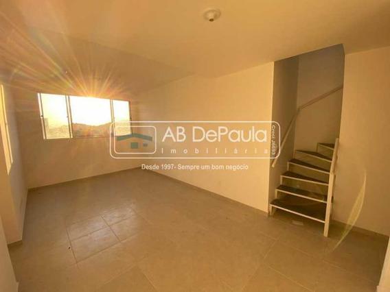 Cobertura Duplex Condomínio Solar Do Bosque Em Sulacap - Abco20011