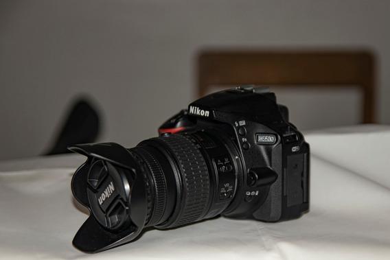Nikon D5500 + Lente 18-55