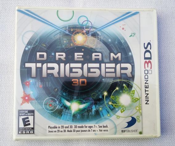 Jogo Nintendo 3ds Lacrado Dream Trigger Veja Fotos