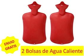 Bolsa De Agua Caliente 2 Piezas