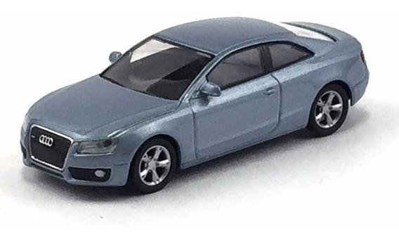 Kyosho Audi A5 Azul R.23 1/64 Loose