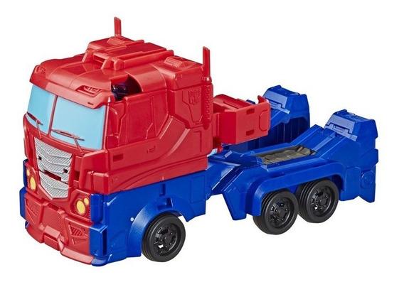 Boneco Transformers Titan Changer Optimus Prime-hasbro E5883