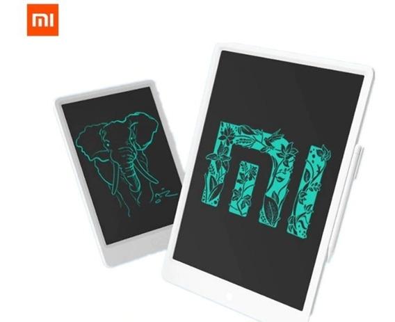 Bloco Notas Mágico Em Lcd + Caneta Xiaomi 10 Polegadas