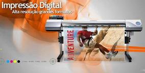 Impressão Digital Alta Resolução