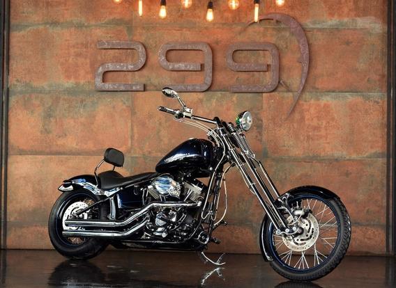 Harley Davidson Blackline Fxs 2012/2012 Cutomizada!