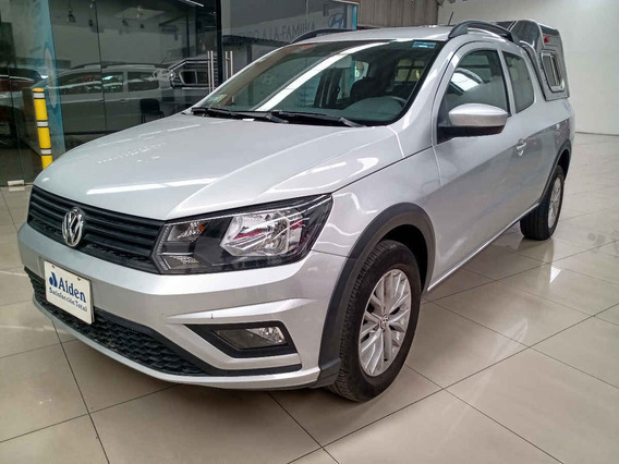 Volkswagen Saveiro 2017 2p Cross Doble Cabina L4/1.6 Man