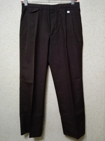 Pantalon Vestir De Hombre De Hilo ( Cod 779 )usado