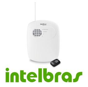 Central De Alarme Intelbras Anm 3008 St C/ Bateria E Sirene