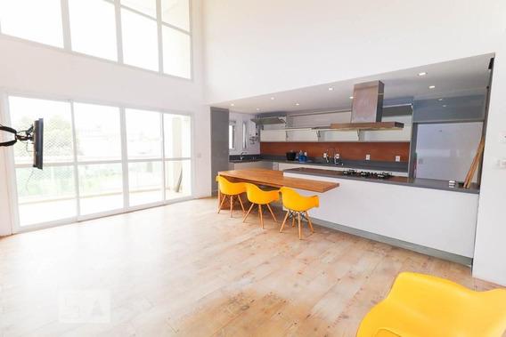 Apartamento No 8º Andar Mobiliado Com 2 Dormitórios E 2 Garagens - Id: 892966523 - 266523