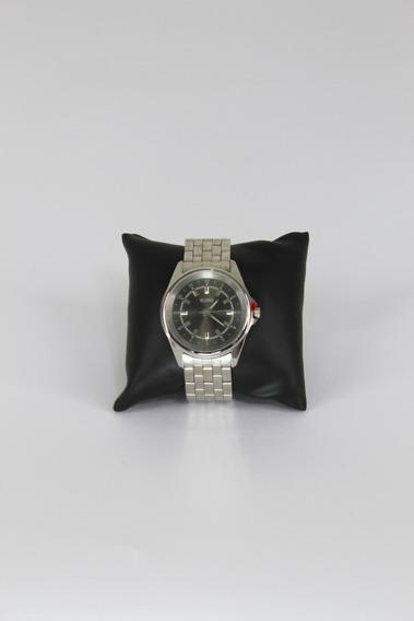 Relógio Aço Inoxidável - Euro