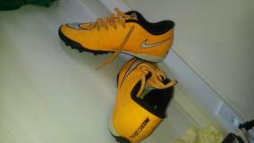 Chuteira Nike Mercurial Society Tamanho 38
