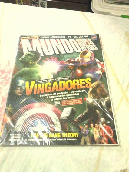 Revista Mundo Dos Super Heróis N 33