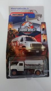 Matchbox Mbx Tanker Caminhão Jurassic World