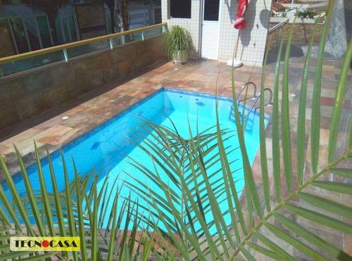 Imagem 1 de 30 de Excelente Apartamento Com 02 Dormitórios Para Venda Com 70 M² No Bairro Vila Tupi Em Praia Grande/sp. - Ap6701