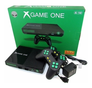Consola Alien X Game One AL-142 negra