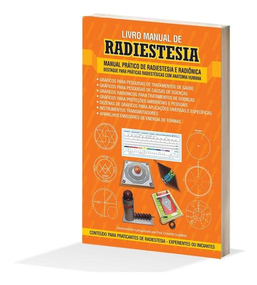 Livro - Manual De Radiestesia - Biopendular