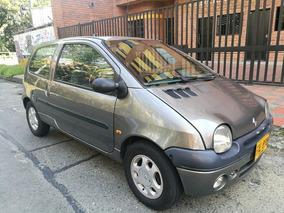 Renault Twingo Dynamique 2003 Gris Oscuro Full