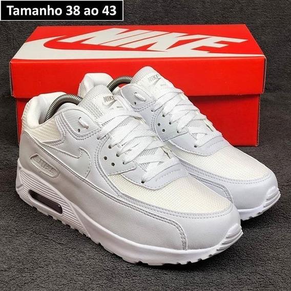 Tenis Nike Air Max 90 [frete Gratis] [pronta Entrega]