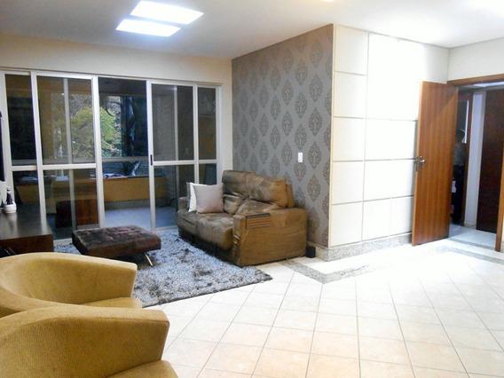 Apartamento 3 Quartos Com Suite No Castelo - Ibh655