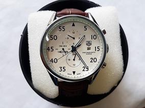 Relógio T H Carrera Calibre 1887 Automático 100% Funcional