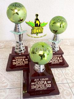 Trofeos Fútbol Premiación