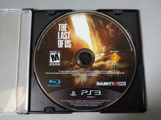 Disco The Last Of Us Original Para Ps3