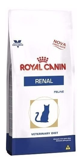 Ração Royal Canin Feline Veterinary Renal 7,5 Kg