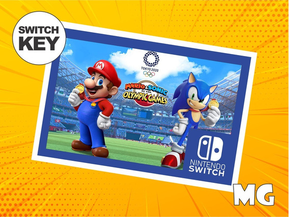 Mario & Sonic At The Olympic Games Tokyo 2020 - Jogo