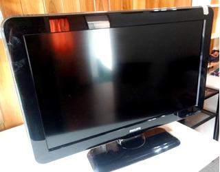 Televisión Philips Lcd Hd 32 Pulgadas Slim Hdmi Como Nueva