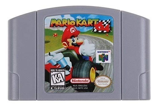 Mario Kart 64 Nintendo 64