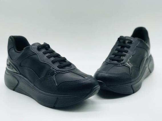 Tênis Feminino Chunky Sneaker Super Leve Piccadilly 986002