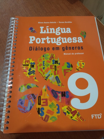 Língua Portuguesa Diálogo Em Gêneros 9° Ano(do Professor