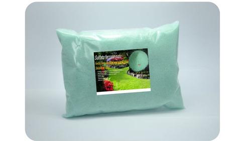 Sulfato Ferroso (fe) 250gr. Jardines O Cultivos