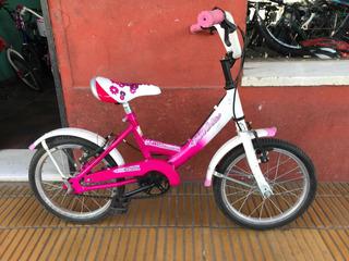Bicicleta Usada Rodado 14 De Nena