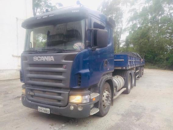 Scania G 420 4x2 2009